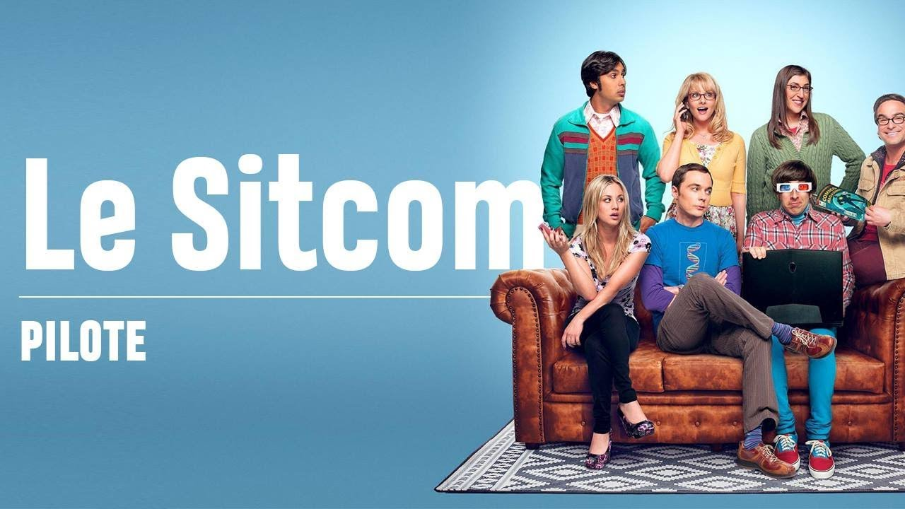 Le Sitcom selon The Big Bang Theory