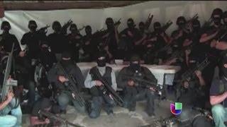 ¿Cómo queda el nuevo mapa del narcotráfico? -- Noticiero Univisión
