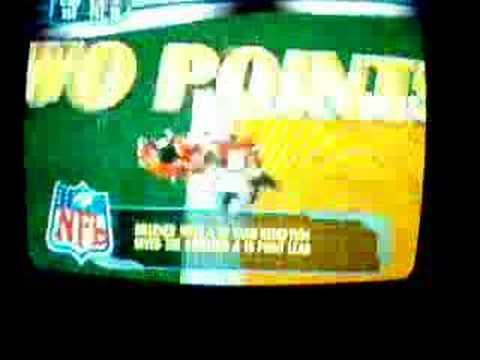 NFL Blitz 2000 - Steelers vs. Chiefs  (Shutout) (Part 1)