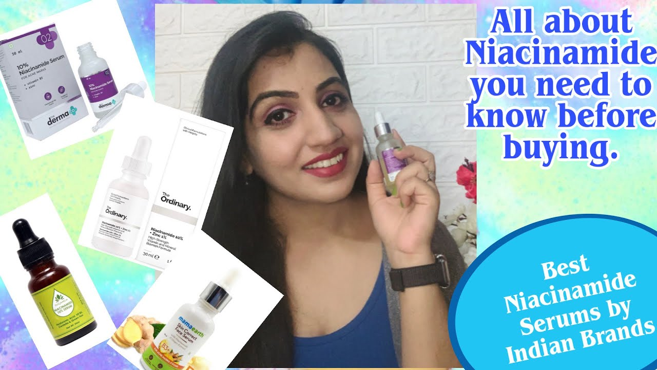 How Does Niacinamide Work How To Layer It The Ordinary Derma Co Sugandha Mini Review Youtube