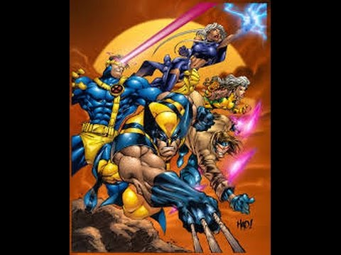 X-Men Serie 90´s Temporada 1 Episodio 01 100% Audio Latino