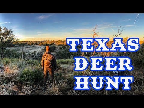 Deer Hunting In Texas 2019 | Texas Hill Country Hunting