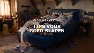 Opgeladen opstaan: tips voor goed slapen | IKEA Wooninspiratie thumbnail