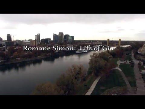 Romane Simon Life of Gia the movie Trailer