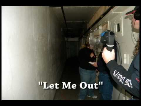 Old Yellowstone County Jail - May 7th 2010 Investigation EVP Collection