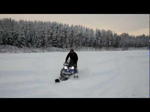 Снегоход Arctic Cat Bircat 570XT