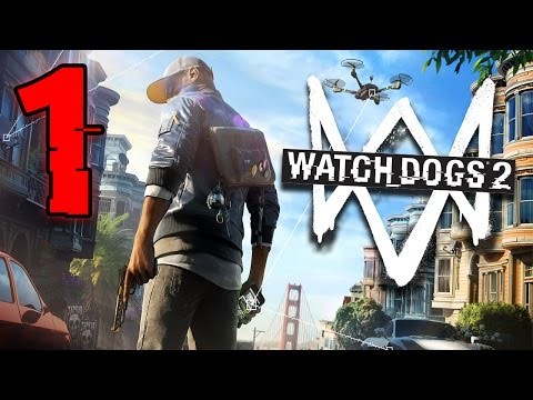 WATCH DOGS 2 [Walkthrough Gameplay ITA HD - PARTE 1] - RETR0 L' HACKER DI SAN FRANCISCO