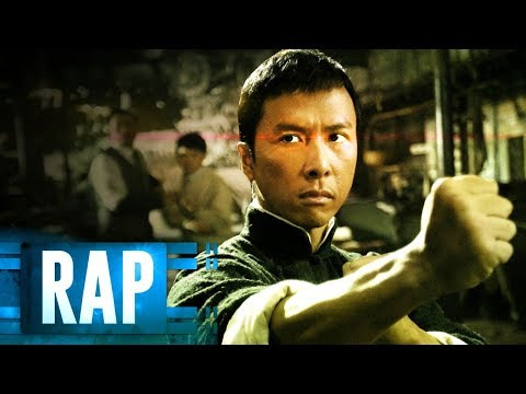 🔴RAP do IP MAN (O Grande Mestre) RapTributo#19 | DN
