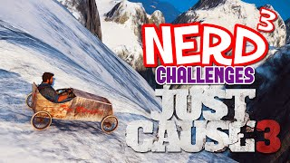Nerd³ Challenges... Just Cause 3 – Cool Runnings