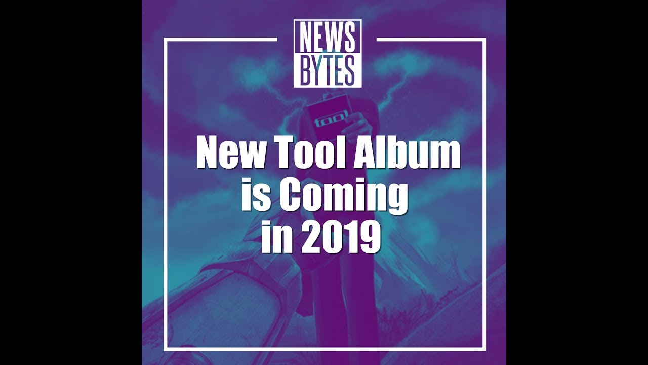 New Tool Album is Coming in 2019