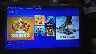 How to download fortnite on ps4 without having ps4 plus!100% working