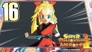 Super Saiyajin Note Let S Play Super Dragon Ball Heroes World Mission 16 Youtube
