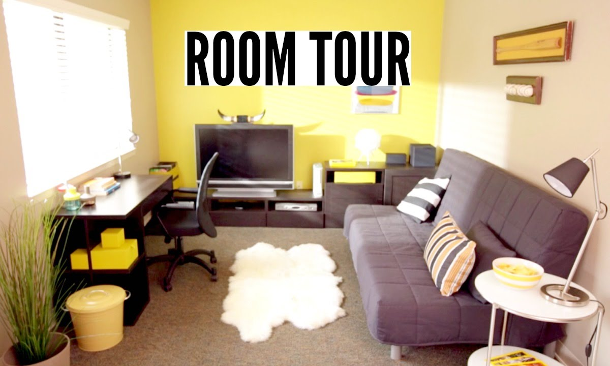 Back to School Guys Room Tour & Organization Tips! - YouTube