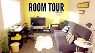 Back to School Guys Room Tour & Organization Tips!