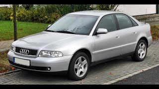 Audi a4 Driving & accelration