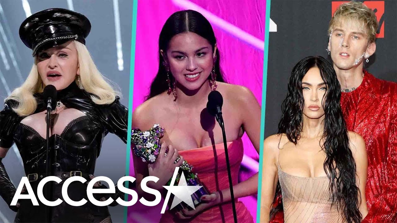 2021 MTV VMAS: Wildest Moments From Fights To Performances