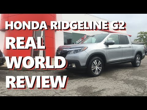 2017 Honda Ridgeline EX-L RT-L Long Term Owner Review | Full Walkaround