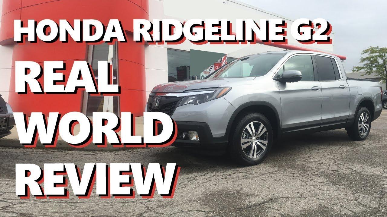 2017 Honda Ridgeline Ex L Rt Long Term Owner Review Full Walkaround