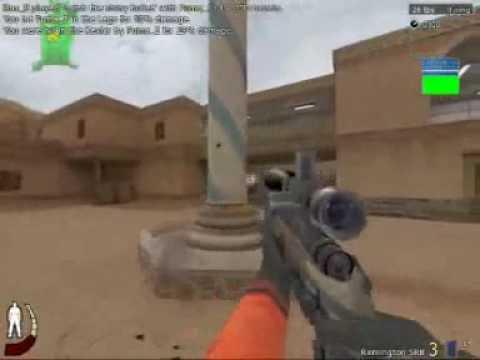 A sniping montage of FFA at mandolin and Riyadh