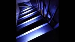 Escalier avec détecteur de mouvements