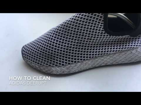 How To Clean Adidas DEERUPT