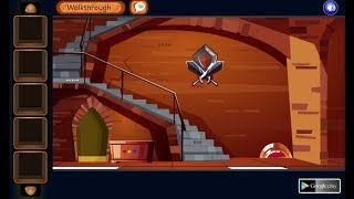 GFG Royal Throne Escape Walkthrough [GenieFunGames]