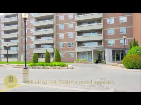 Toronto Apartments For Rent Video - 44 Stubbs Dr