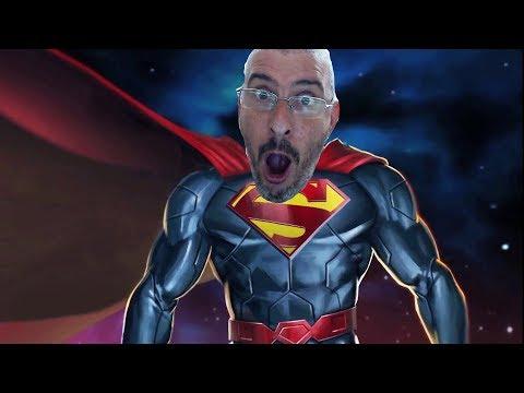 אני סופרמן!! - Megaton Rainfall