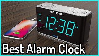 Top 5  Best Alarm Clock Radios in 2020