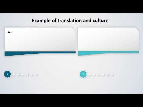 The importance of culture and text types in literary translation