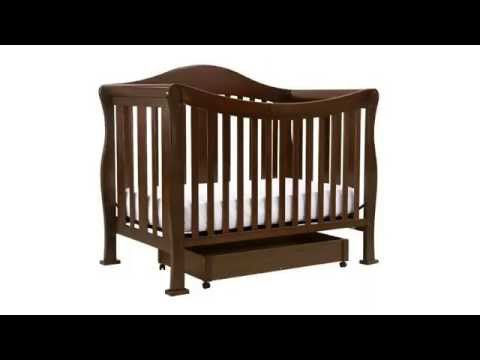 Convertible Crib with Toddler Bed Conversion Kit | Davinci Parker 4-In-1 Coffee Review