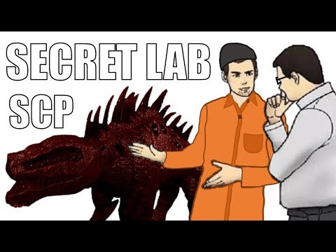 This 939 Can Eat So Many People [SCP: Secret Laboratory #10]