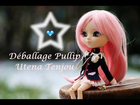 Déballage Pullip Utena Tenjou