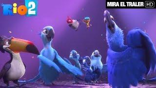 Río 2 | Trailer en Español | Nigel HD