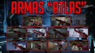 "WARFACE - Armas ""ATLAS"""