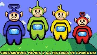 Memes Curiosidades y la Historia de Among Us - Pepe el Mago
