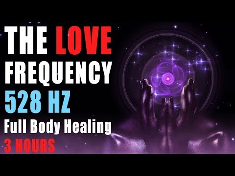 🙏 3 hours Music Meditation ❯ 528Hz Whole Body Regeneration ❯ Emotional & Physical Healing 🙏