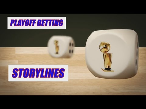 NBA Playoff Betting Storylines | ESPN Video