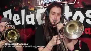 Smocking Flamingo - Ska en PelaGatos - Christine Keeler (Skatalites)