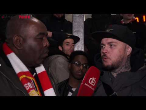 Arsenal 1 Bayern Munich 5 | Walk Away Arsene! (DT Rant)