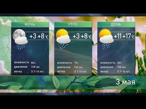 Прогноз погоды на 3 мая. Идут дождевые атмосферные вихри