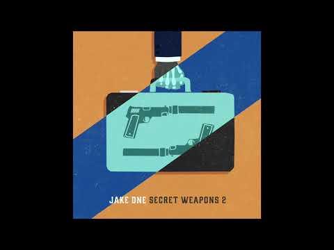Jake One - Secret Weapons Vol. 2 (Sample Pack)