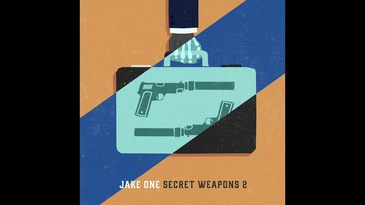 Jake One - Secret Weapons Vol  2 (Sample Pack)