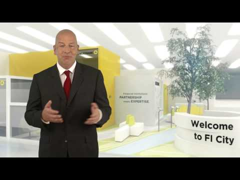 Commerzbank @ Sibos 2015: Welcome to FI City