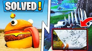 "Fortnite ""Gods From Space"" Theme *PROOF*! 