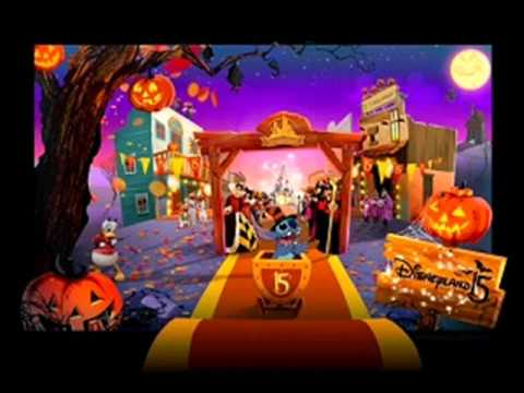 happy happy halloween disneyland paris music mp3 avalable