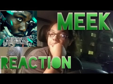"MEEK'S NEW ALBUM REACTION VIDEO TO ""100 SUMMERS"""
