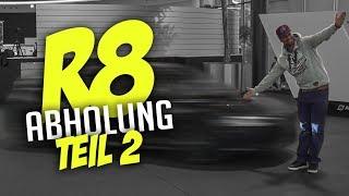 JP Performance - Audi R8 Abholung | Teil 2