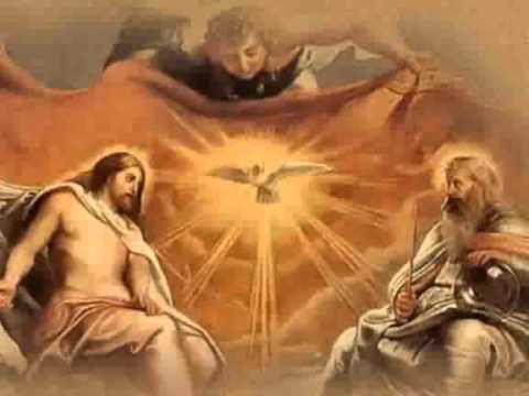Coronilla a la Santísima Trinidad
