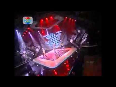 S4 -  Driving me crazy LIVE concert @ Jakarta (HD)